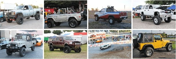 Connected By Cars 4x4s On Craigs List
