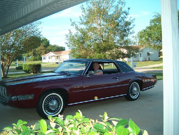 1968 2 door hardtop Thunderbird