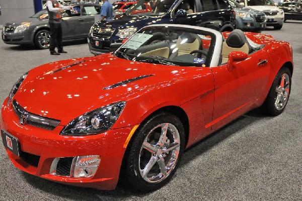 2009 Austin New Car Show