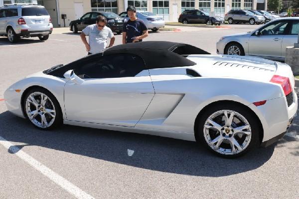 Dealership walkthru - 06/27/11 Roger Beasley Audi Maserati - Austin Texas