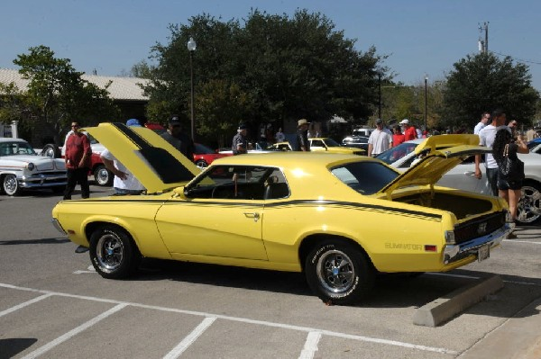 Austin Cars and Coffee Car Show - 09/04/11 - photo by jeff barringer